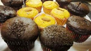 muffin al cioccolato: come li ho portati al lavoro!!!
