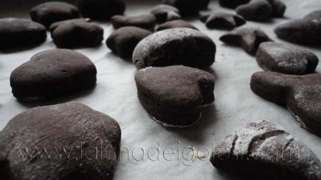Galletas de algarroba: listas!!