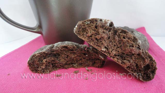 Cookies alle carrube