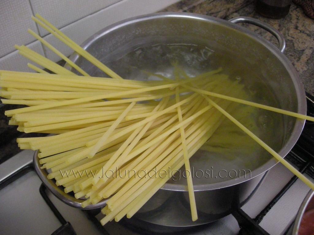 butta la pasta
