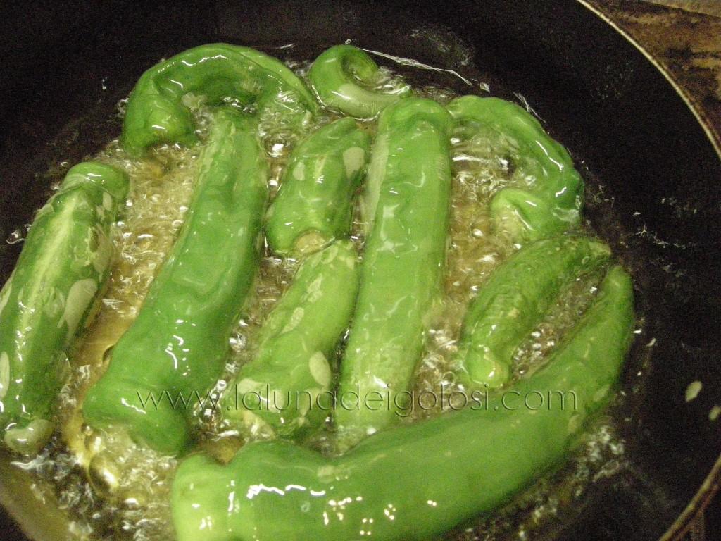 friggi i peperoni
