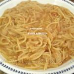versione fagioli con spaghetti