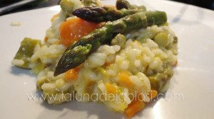 Risotto agli asparagi: l'ideale per l'autunno!