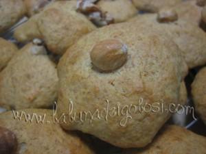 biscotti al miele senza burro: muy buenos!