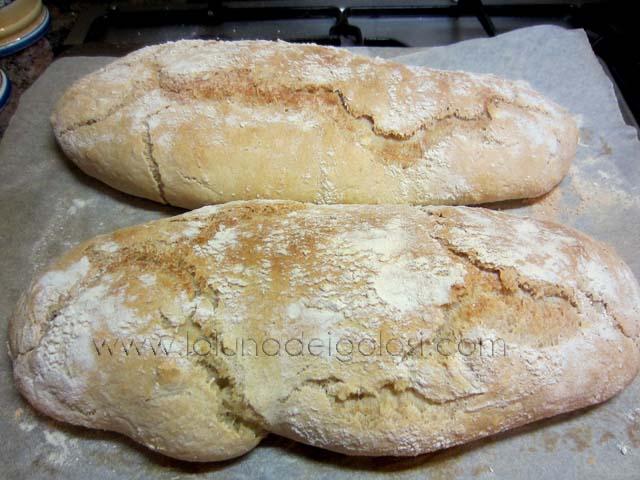ecco il pane appena sfornato!