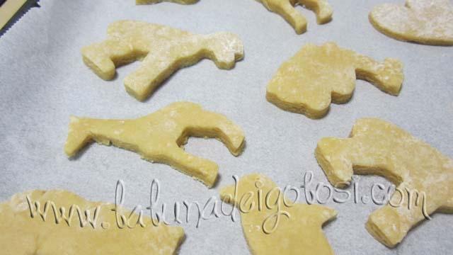 E sfoga la tua fantasia dando ai tuoi biscotti la forma che più ti piace
