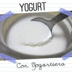 yogurt fatto in casa con yogurtiera