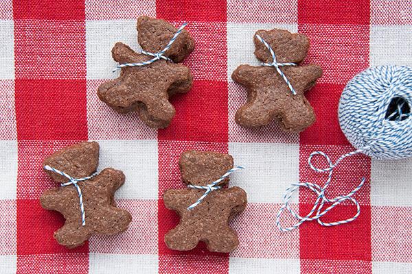 Biscotti di frolla al Cacao by Labna
