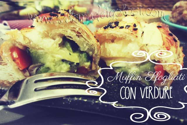copertina muffin con verdure