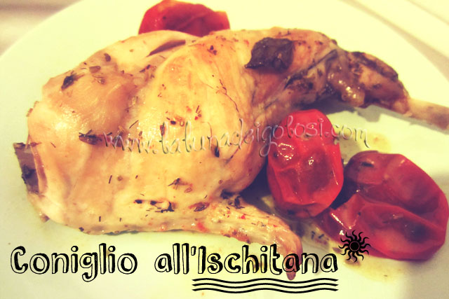 Coniglio all'Ischitana