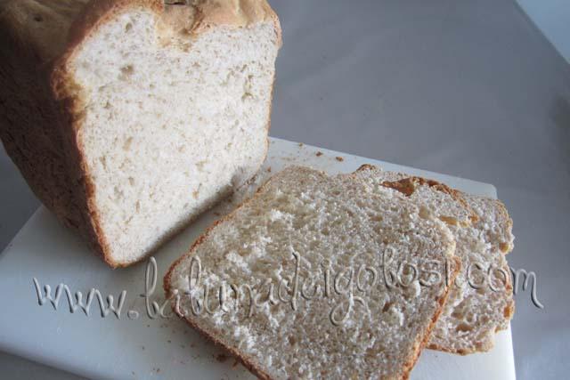 il pane allo yogurt è pronto!