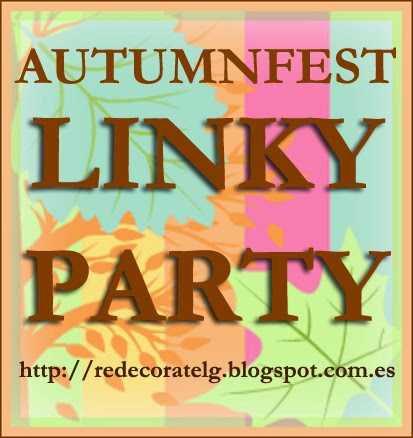 banner linky party Autumn 2014