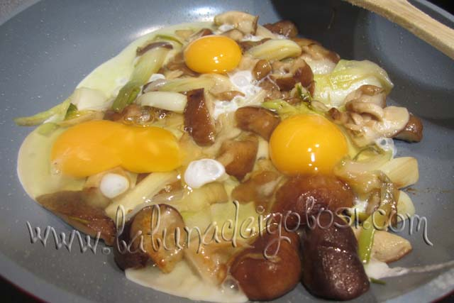 ecco le uova