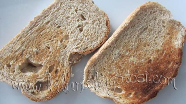 tostate il pane