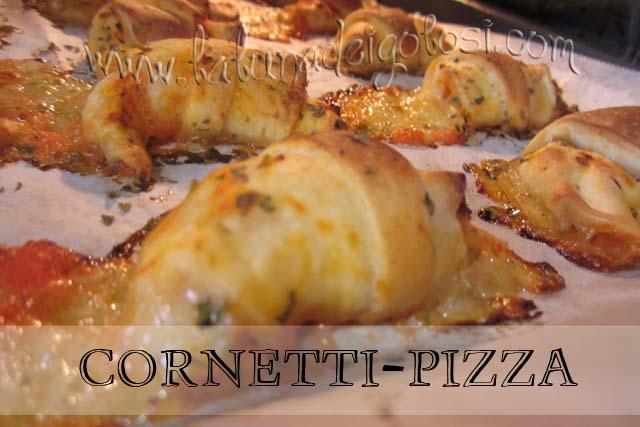 Croissant Pizza: La Pizza Cornetto!