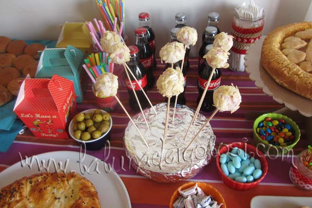 ecco i cake pops!