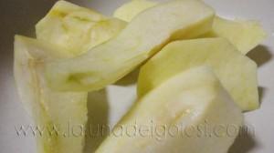 Galletas macrobióticas DIANA: corta la fruta