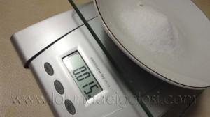 ciabatta che non si impasta: aggiungi 15 g di sale