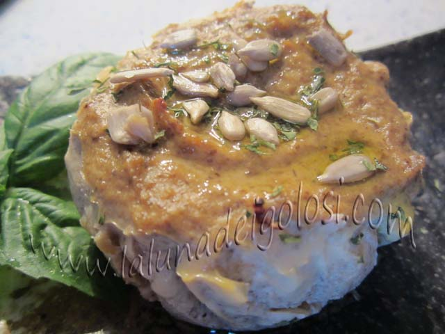 Mini-flan di funghi champignons e ricotta: buonissimi!