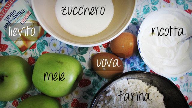 Ingredienti della Ricetta