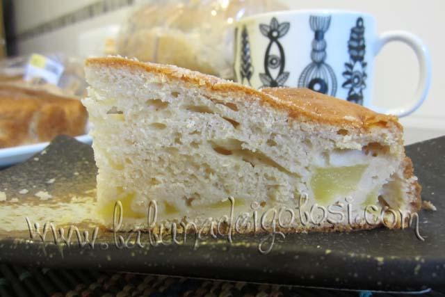 torta mele e mascarpone: perfetta per la colazione!