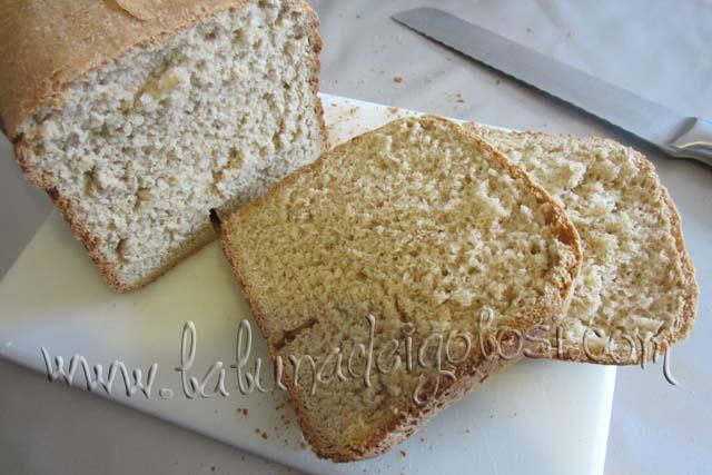 Fai raffreddare il Pane prima di servirlo